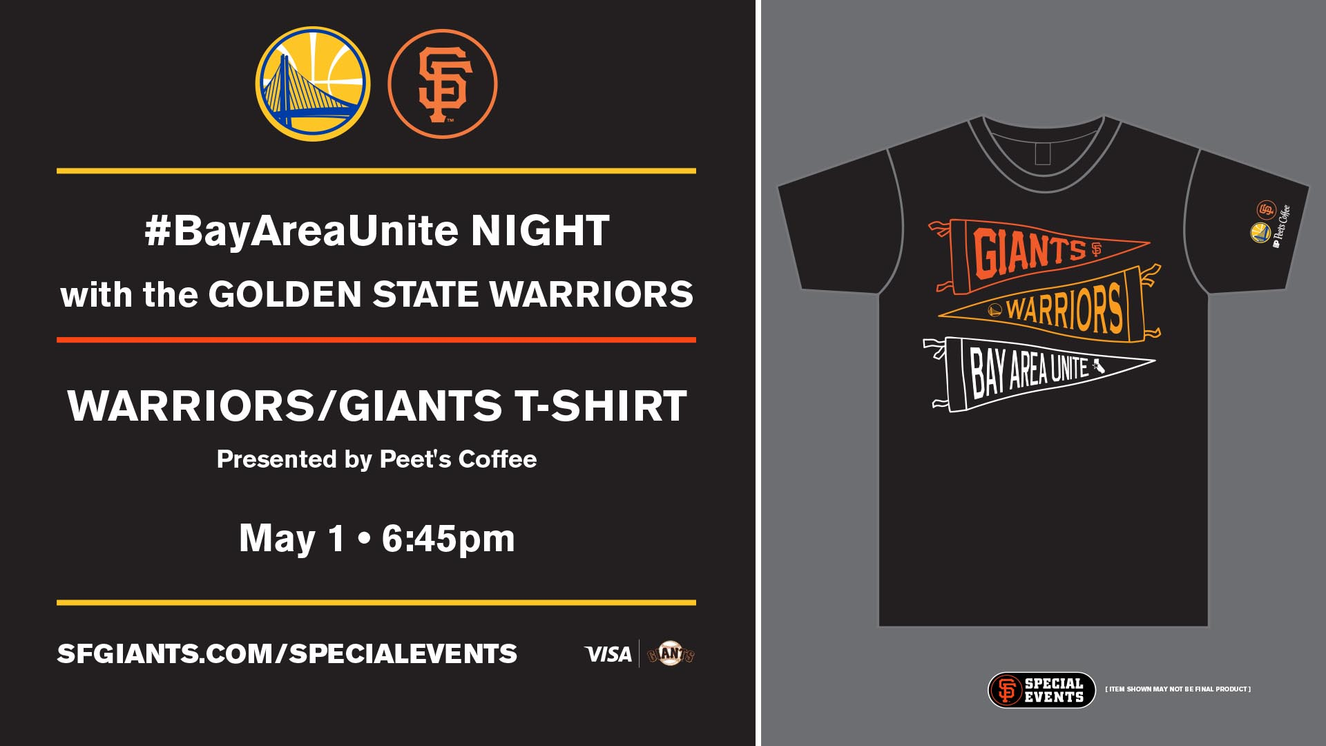photograph regarding Warriors Printable Schedule named Exclusive Celebration: #BayAreaUnite Night time - Golden Country Warriors