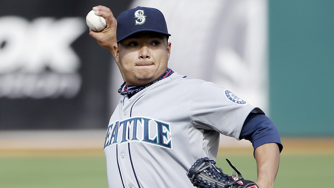 Mariners denied sweep in shutout loss to A's