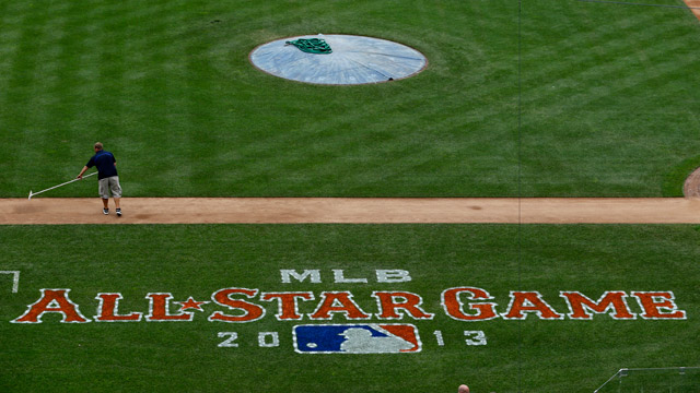 All-Star Fantasy Campers living the big league dream
