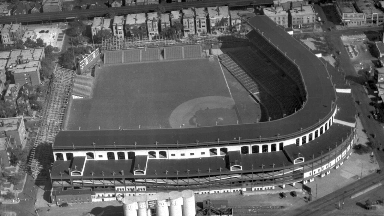 Wrigley Field: A Century of Survival