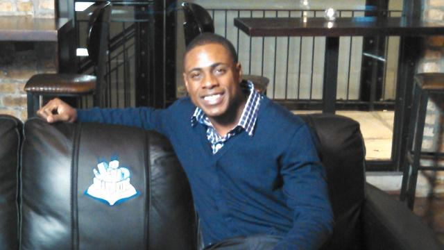 Granderson talks free agency at charity event