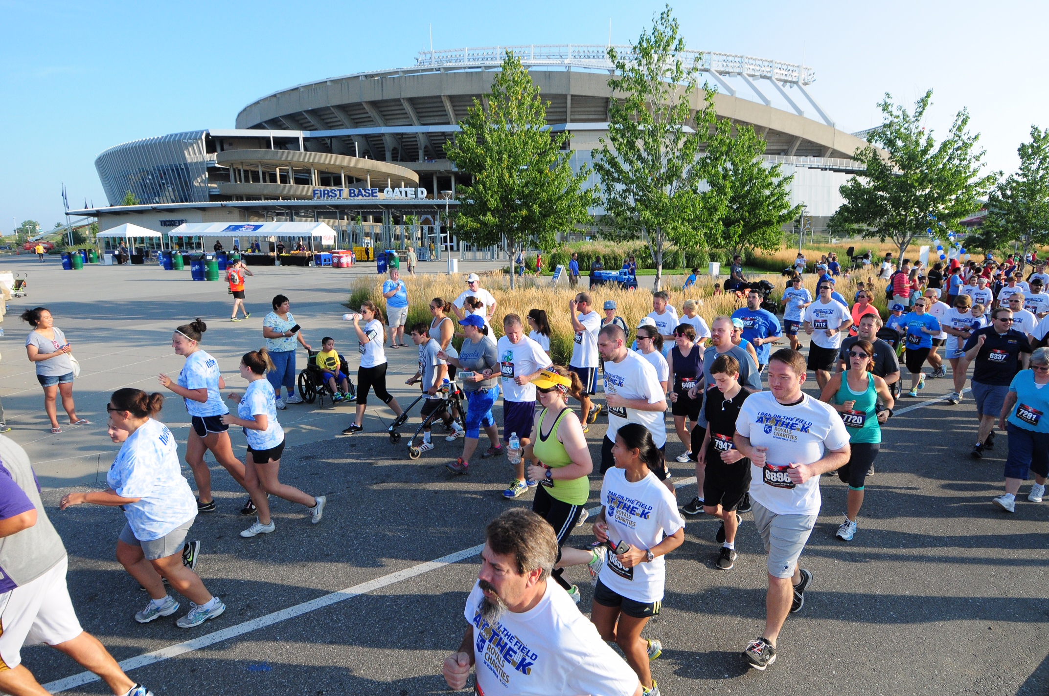 Royals Charities 5K Run/Walk