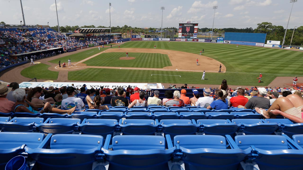Nats looking into new Spring Training sites