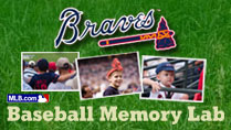BRAVES BASEBALL MEMORY LAB
