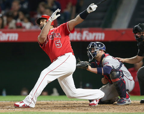 Major league baseball website
