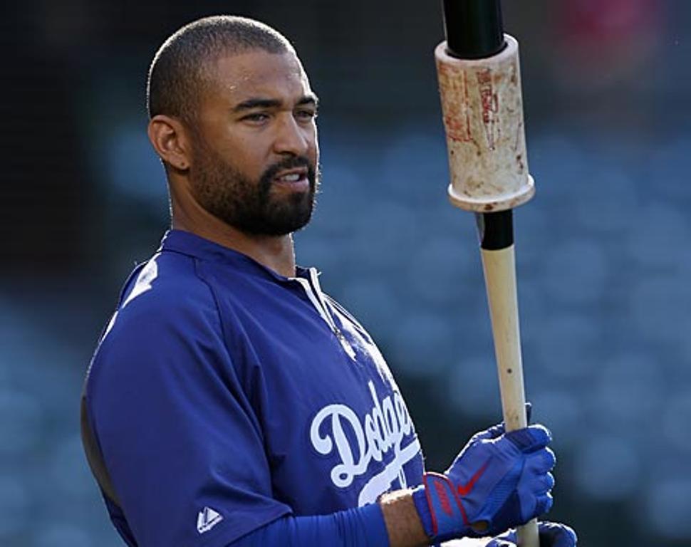 Dodgers enviaron a Kemp a la lista de lesionados