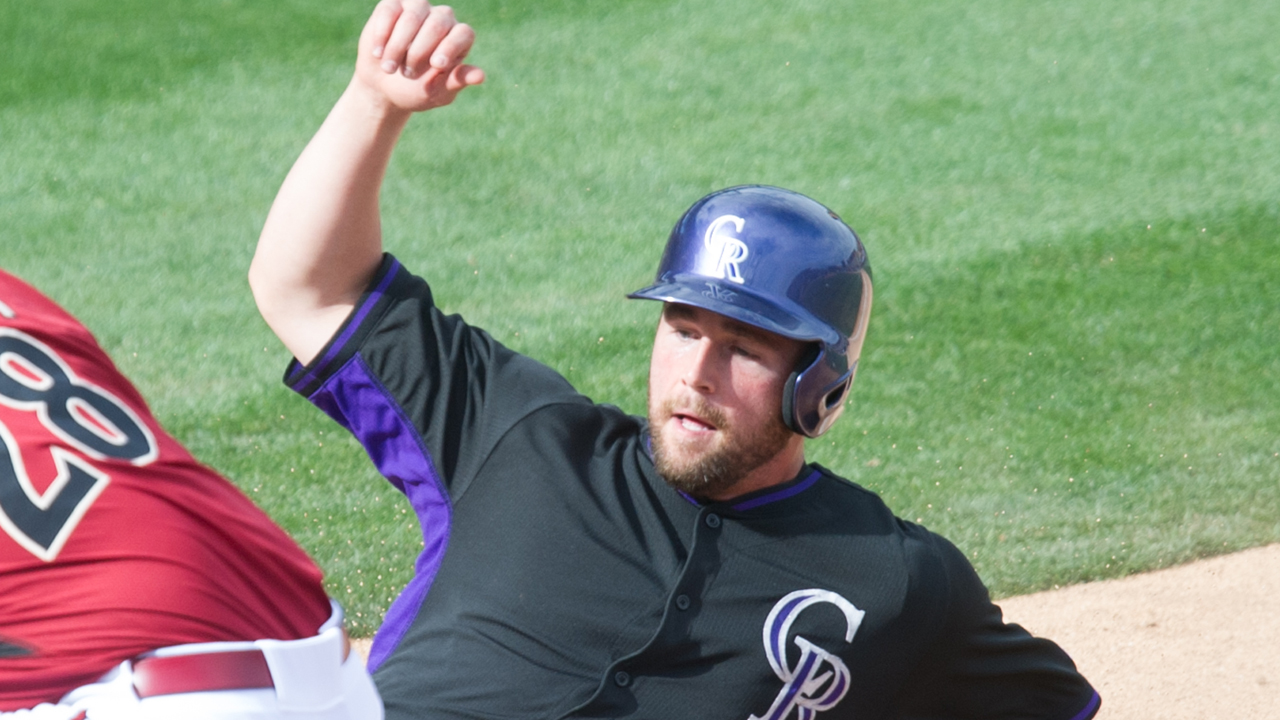 Rox backstop Williams knows 'D' is calling card