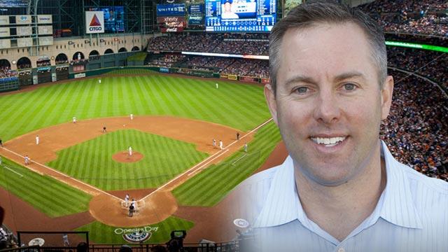 Reid Ryan introduced as Astros president