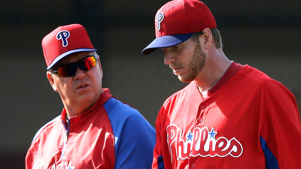 Dubee reflects fondly on time with Phillies