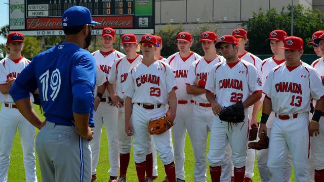 Blue Jays, Baseball Canada fostering relationship