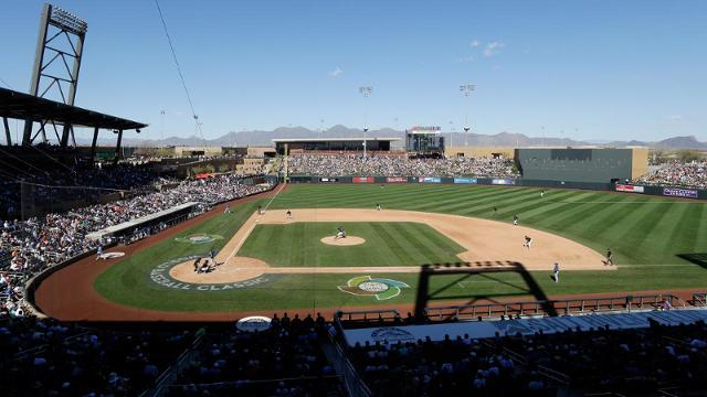 Cactus League filled with modern ballparks