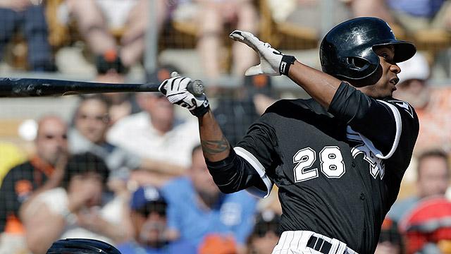 Wise homers as White Sox win in Danks' return