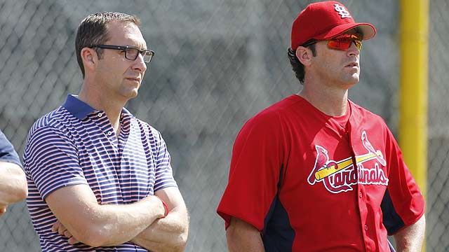 Mozeliak doesn't foresee a Deadline deal