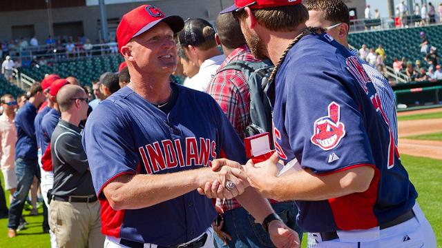 Indians shuffle Minor League staff assignments