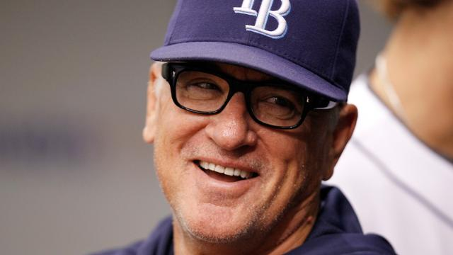Maddon excited to host family for holidays
