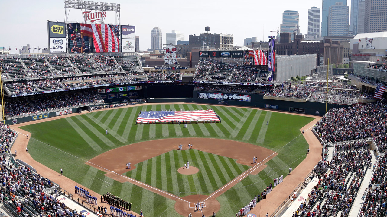 Target Field set to host TwinsFest for first time