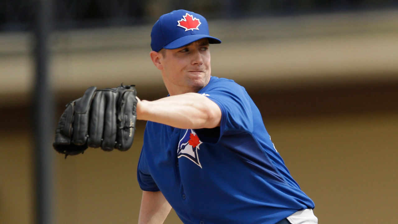 Blue Jays option right-hander Wagner