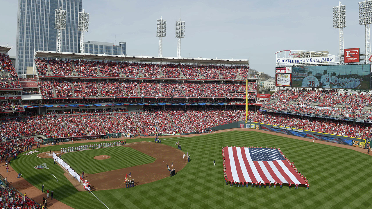Reds to unveil '15 All-Star logo today