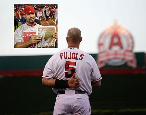 Pujols agradece a S.L. pero se enfoca en Angelinos