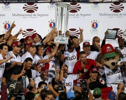 Mexico Bi-Campeon Serie del Caribe