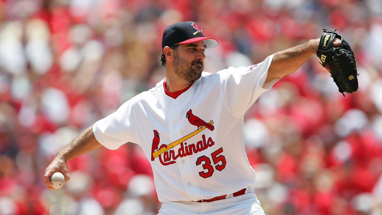 Cardinals HOF candidate Morris reflects