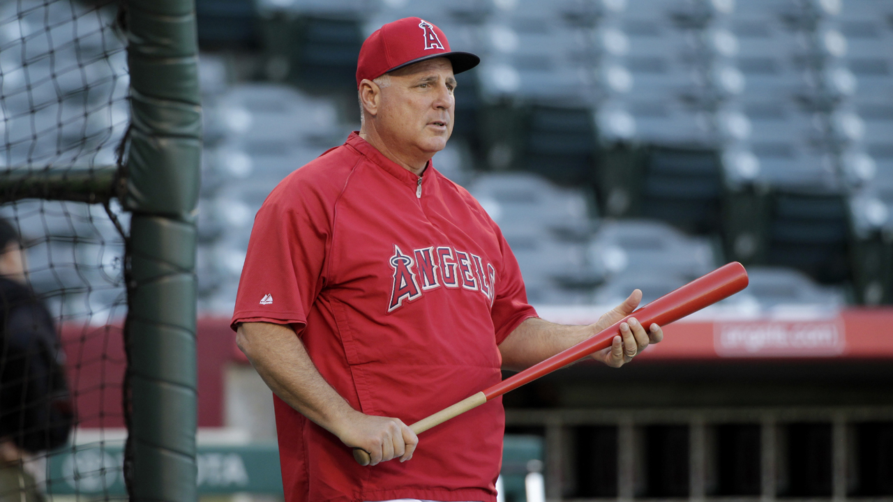 Scioscia getting fit this season