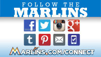 GET SOCIAL WITH THE MARLINS