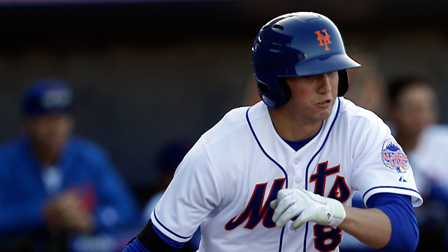 Nimmo wins spot on U.S. team in Futures Game