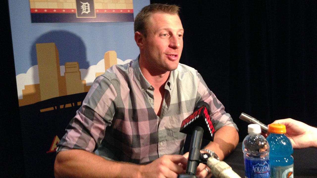 Scherzer focused on All-Star Game, Tigers