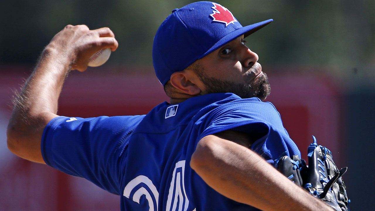 Blue Jays put up four-run sixth vs. Tigers
