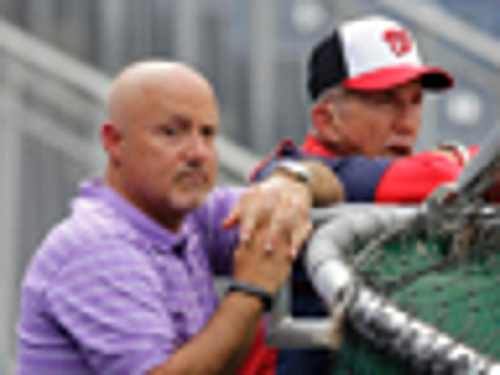 Davey doesn't expect Nats to make any deals