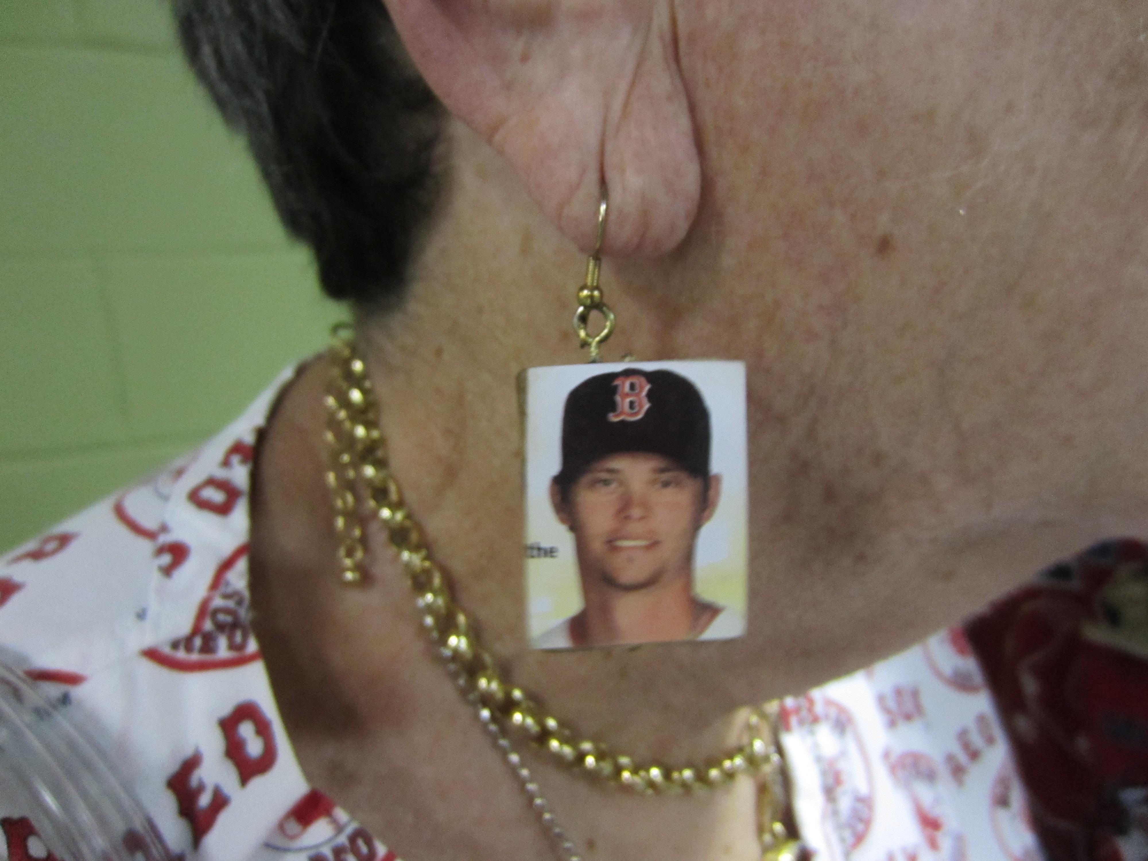 Buchholz earring