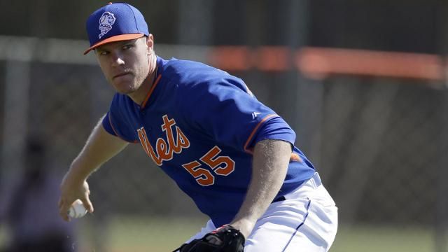 Tigers Bring Syndergaard, Mets Prospect, Back to Earth