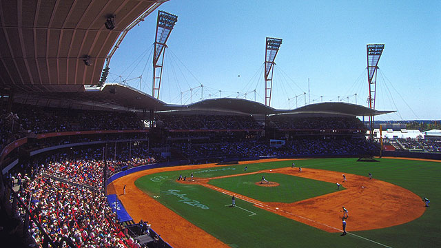 Dodgers, D-backs to open 2014 season in Australia
