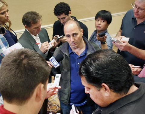 Cashman con la oportunidad de rehacer a los Yankees