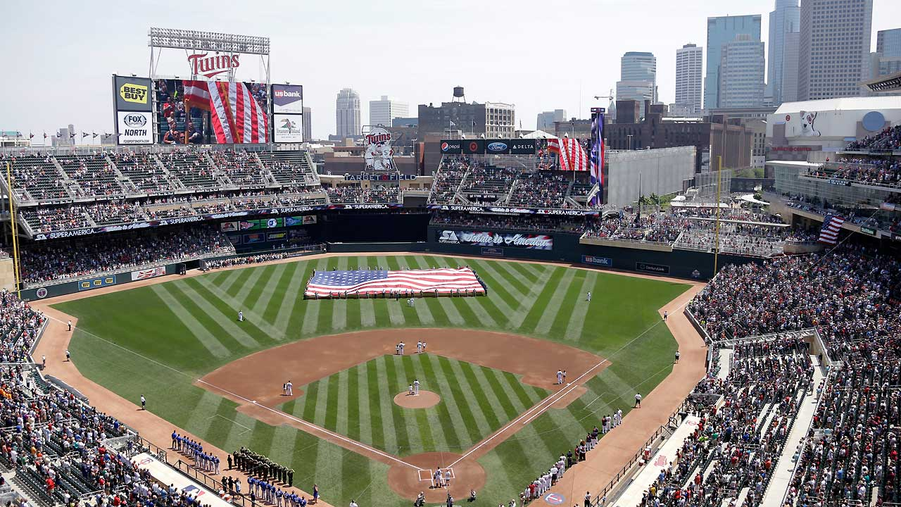 Twins' head groundskeeper talks field prep