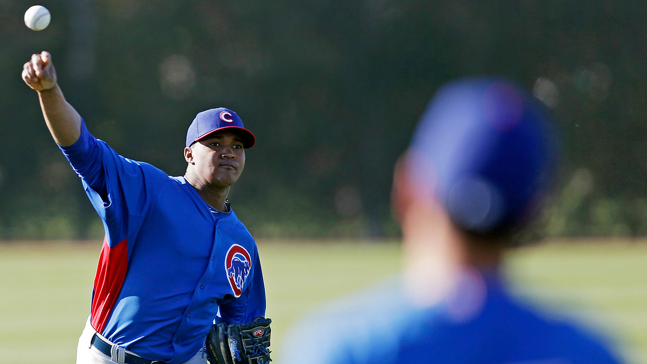 Cubs' Cabrera focused on letting results do talking