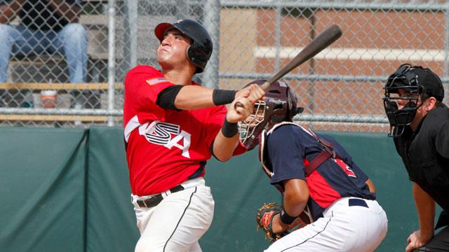 Houston native Murillo shines in Breakthrough Series