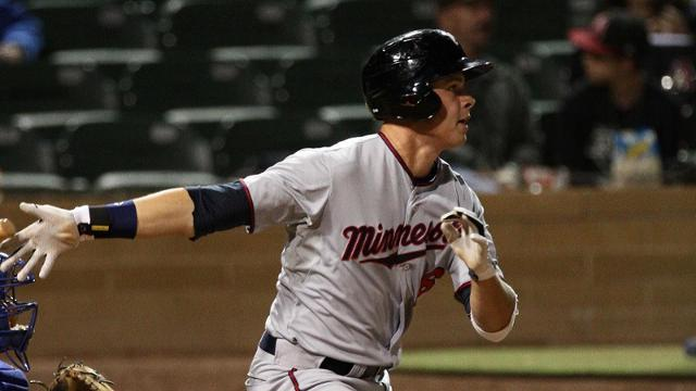Twins add four players to 40-man roster