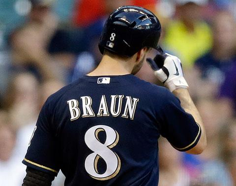 Braun reconoce