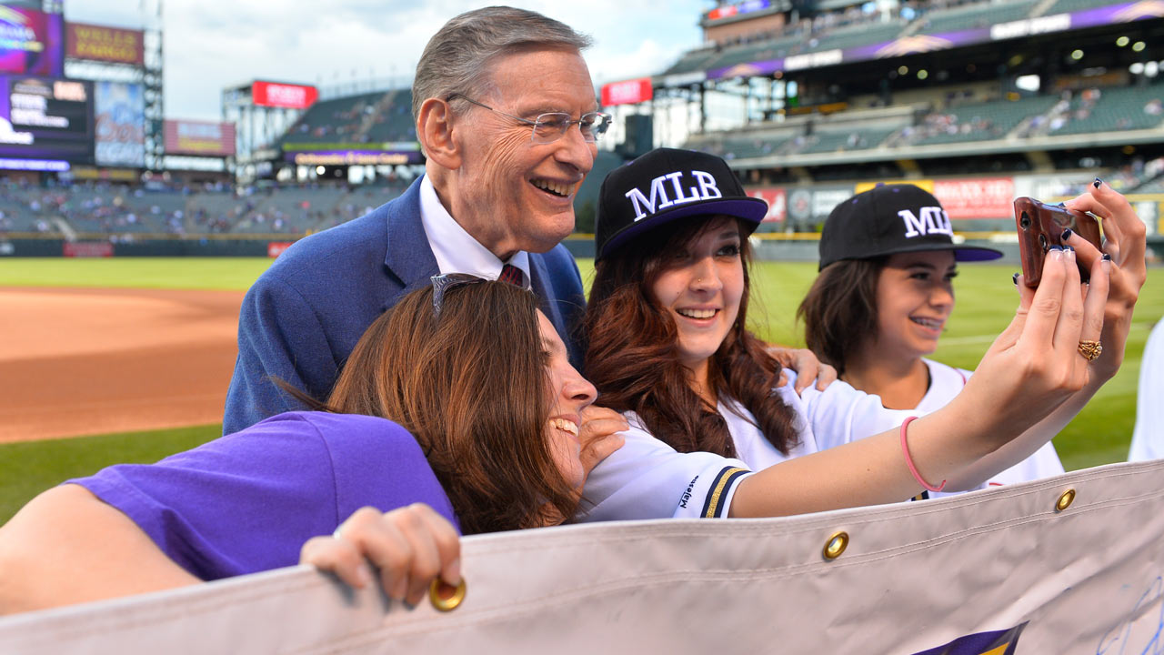 Selig sees Mets headed in right direction