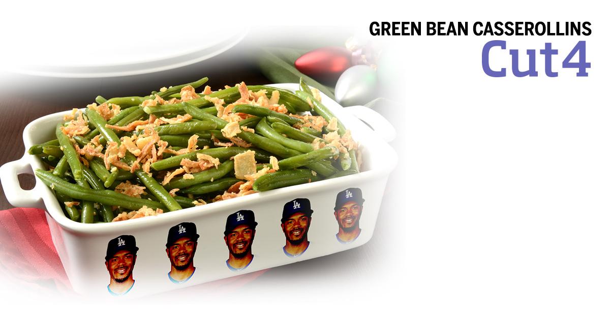 Green Bean CasseRollins