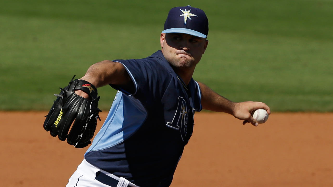 Maddon pleased with talent amid Rays' cuts