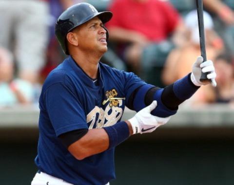 ¿Volverá Alex Rodríguez a jugar con los Yankees?