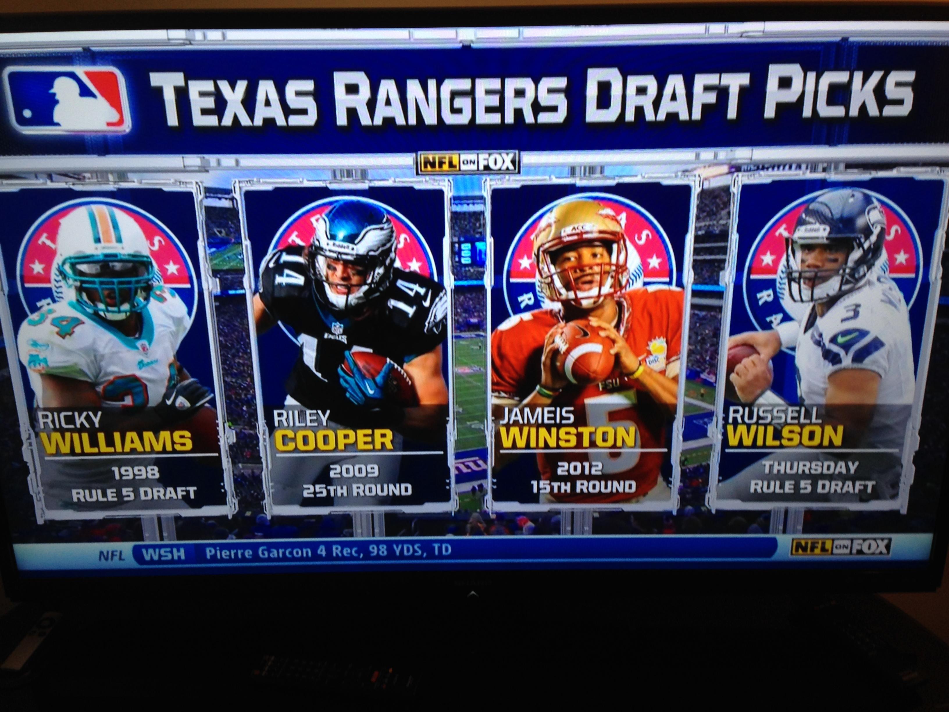 Texas, NFL