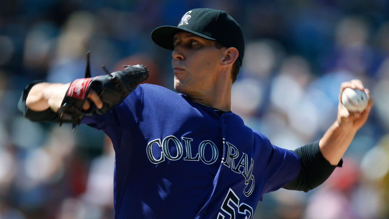 Friedrich dealing with sore left ankle after fall