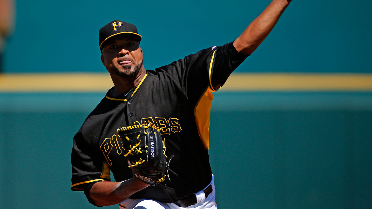 Liriano's latest effort a step in right direction