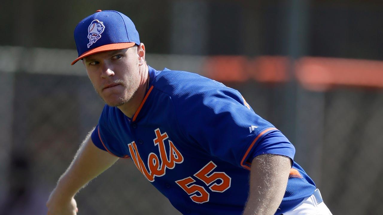 Syndergaard strong during debut in Mets' win