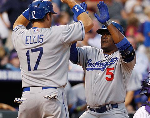 Los Dodgers vuevlen a la relevancia en el Oeste