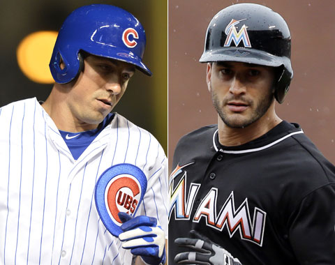 Ruggiano pasa de Marlins a Cubs por Bogusevic